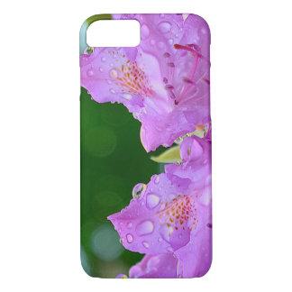 Violet Flower iPhone 8/7 Case
