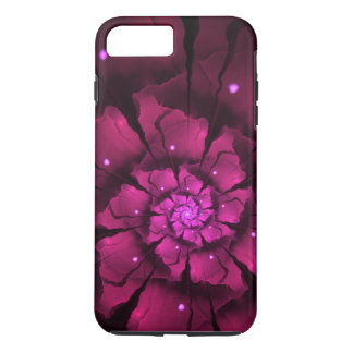 Violet Flower iPhone 8 Plus/7 Plus Case