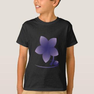 Violet flower - nb T-Shirt