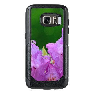 Violet Flower OtterBox Samsung Galaxy S7 Case
