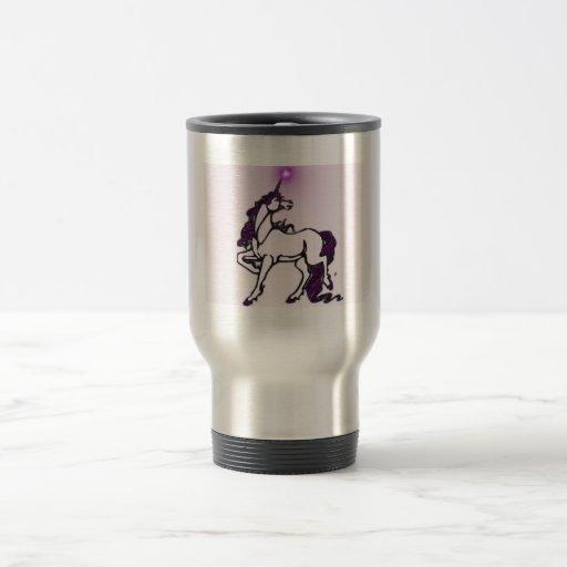 Violet Haze Unicorn Mug