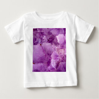 Violet Kryptonite Crystals Baby T-Shirt