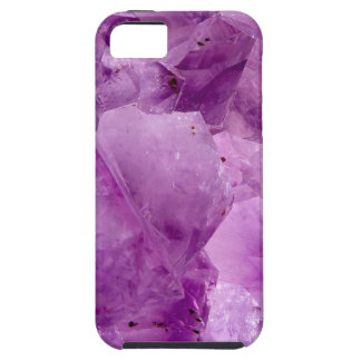 Violet Kryptonite Crystals iPhone 5 Cover