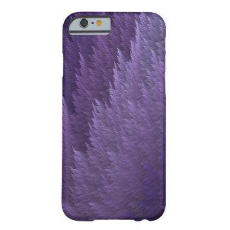 Violet Lilac Purple Tartan Feather Pattern Case