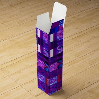 Violet Mélange Wine Gift Box