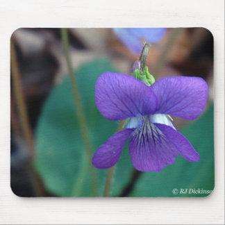 Violet Mousepad