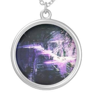 Violet Nights Pendant