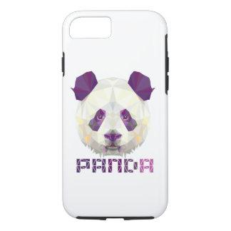 Violet Panda iPhone 7 Plus iPhone 7 Case