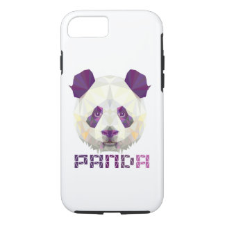 Violet Panda iPhone 7 Plus iPhone 8/7 Case