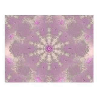 Violet Passion Postcard