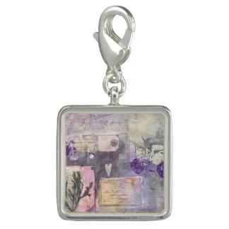 Violet Petals - Charm