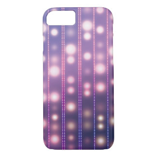 Violet Pink Bokeh iPhone 8/7 Case