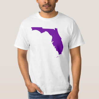 Violet Purple Florida T-Shirt