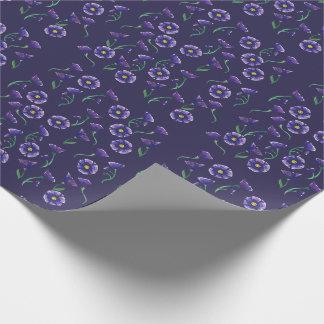 Violet Purple Flower