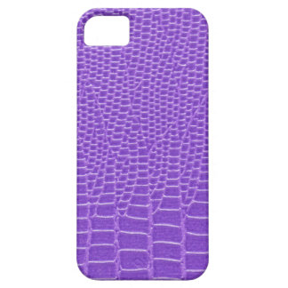 Violet purple snakeskin iPhone 5 covers