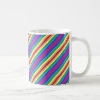 Violet Rainbow Coffee Mug