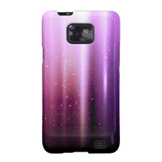 Violet rays of energy colors pattern by healing galaxy s2 case