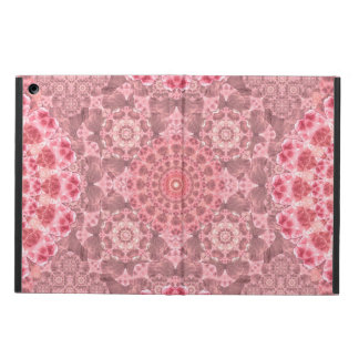 Violet Relief Pattern iPad Air Case