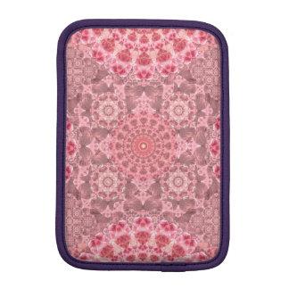Violet Relief Pattern iPad Mini Sleeve