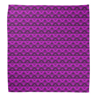Violet Rhombus™ Bandanna
