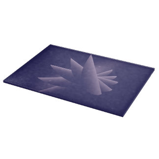Violet wings cutting board