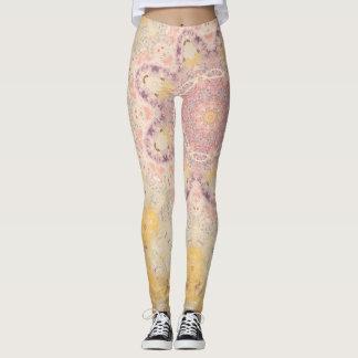 Violeta Lemon Leggings
