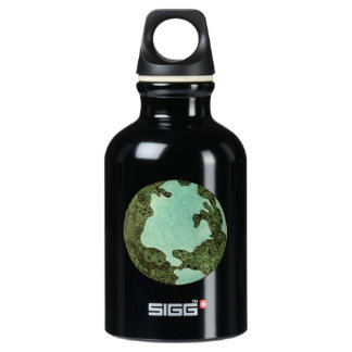 Violet's Earth water bottle