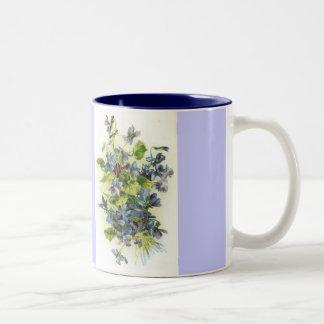 violets, violets Mug