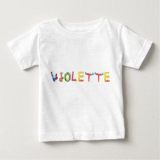 Violette Baby T-Shirt
