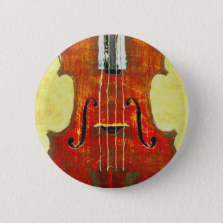 VIOLIN 2 INCH ROUND BUTTON