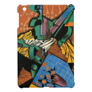 Violin and Checkerboard by Juan Gris iPad Mini Case