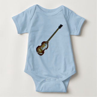 Violin Bass Baby Bodysuit