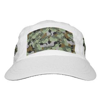 Violin Camo Camouflage Pattern Hat