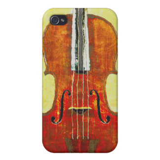 VIOLIN CASE FOR iPhone 4