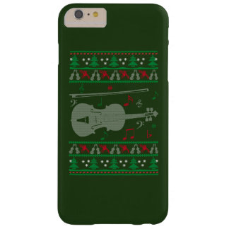 Violin Christmas Barely There iPhone 6 Plus Case