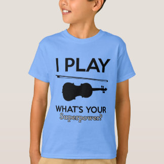 violin designs T-Shirt