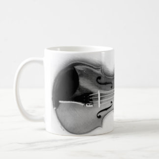 Violin Drawing Mug