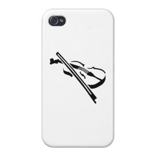 Violin Fiddle iPhone 4 Cover