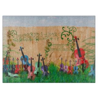 Violin Garden Boards