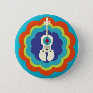 Violin Gift-Button 2 Inch Round Button