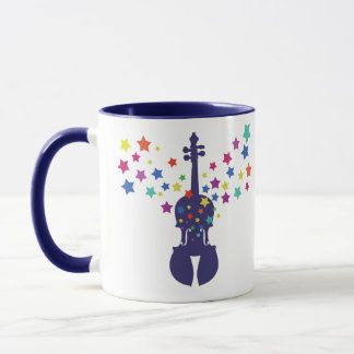 Violin Gift-Coffee Mug