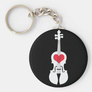 Violin Gift, Keychain