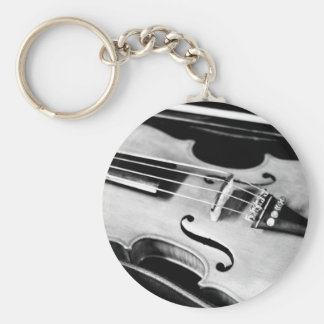 Violin in Case Keychain