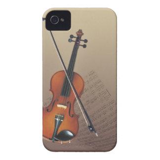 Violin iPhone 4 Case-Mate Cases