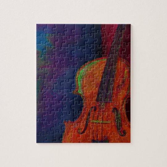 Violin Jigsaw Puzzle