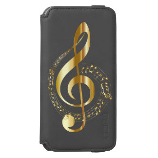 Violin key incipio watson™ iPhone 6 wallet case