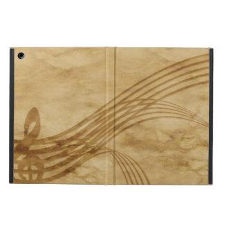 Violin key iPad air covers