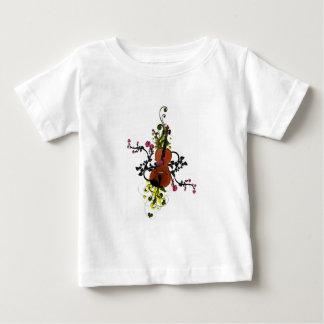 Violin Love Baby T-Shirt