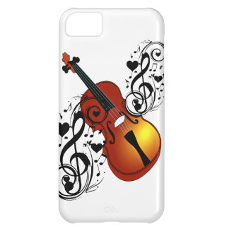 Violin,Lover at Heart_ iPhone 5C Cover