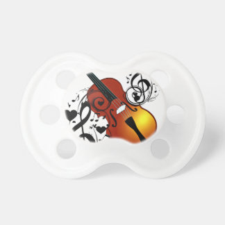 Violin,Lover at Heart_ Pacifiers